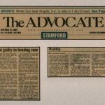 2005 - 10-15-2005 Stamford Advocate