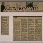 2007 - 06-03-2007 Stamford Advocate