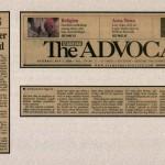 2008 - 05-03-2008 Stamford Advocate
