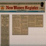 2009 - 02-05-2009 New Haven Register