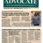 2011 - 05-12-2011 Stamford Advocate