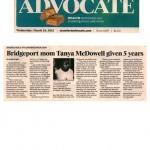 2012 - 03-28-2012 Stamford Advocate